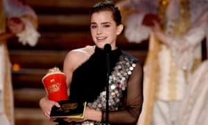 Emma Watson Wins First Gender Neutral Acting Prize At Revamped MTV Movie Awards
