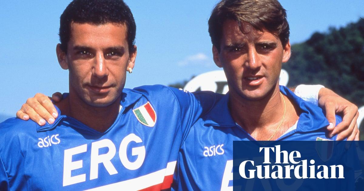 Robert Mancini, Gianluca Vialli and the great friendship inspiring Italy