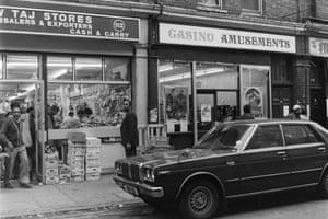 Brick Lane 1985