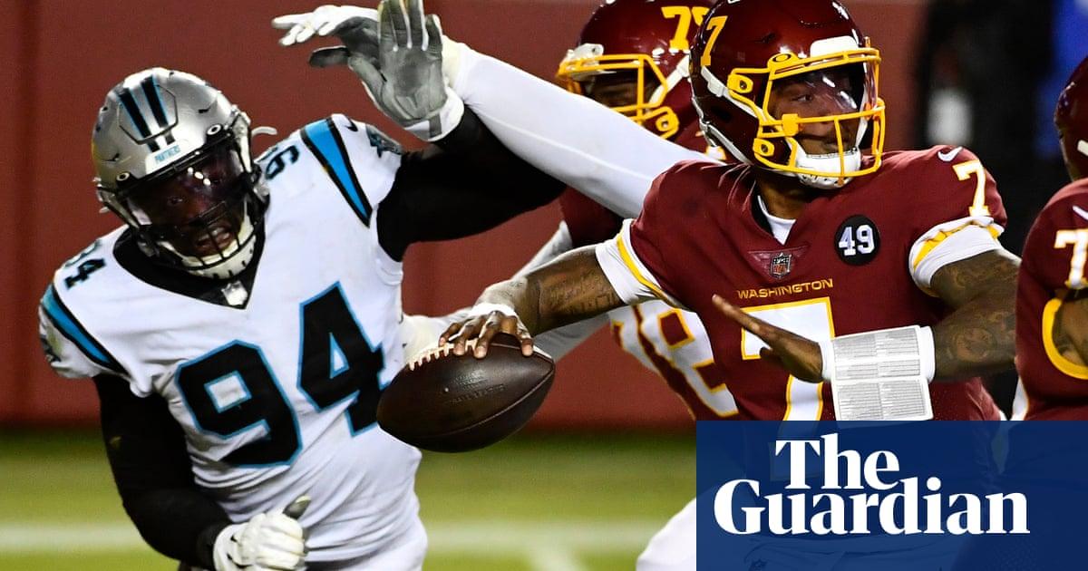 Washington Football Team release 2019 first-round pick Dwayne Haskins
