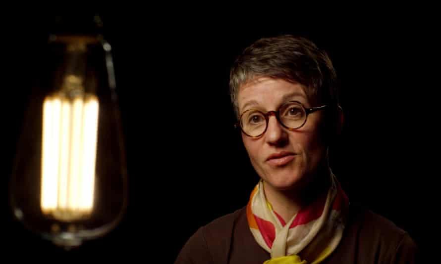 Isla Rowntree, the founder of Islabikes