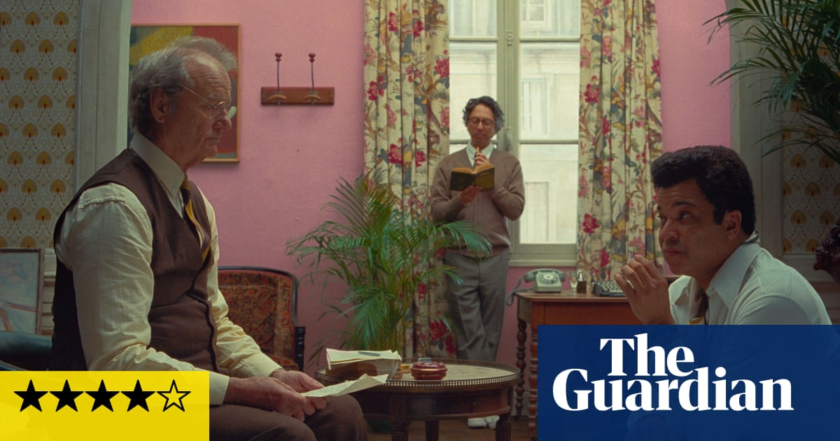 The French Dispatch: Wes Anderson's ode to newspapers is a periodic delight