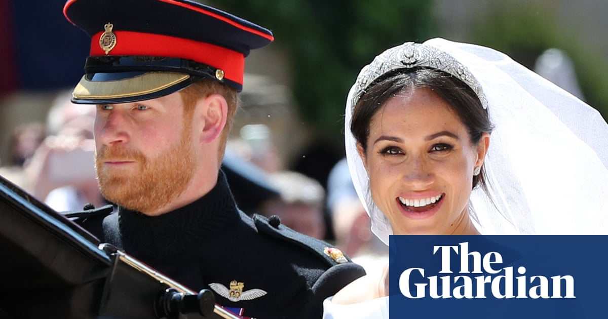 Archbishop of Canterbury: Harry and Meghan's legal wedding was on Saturday