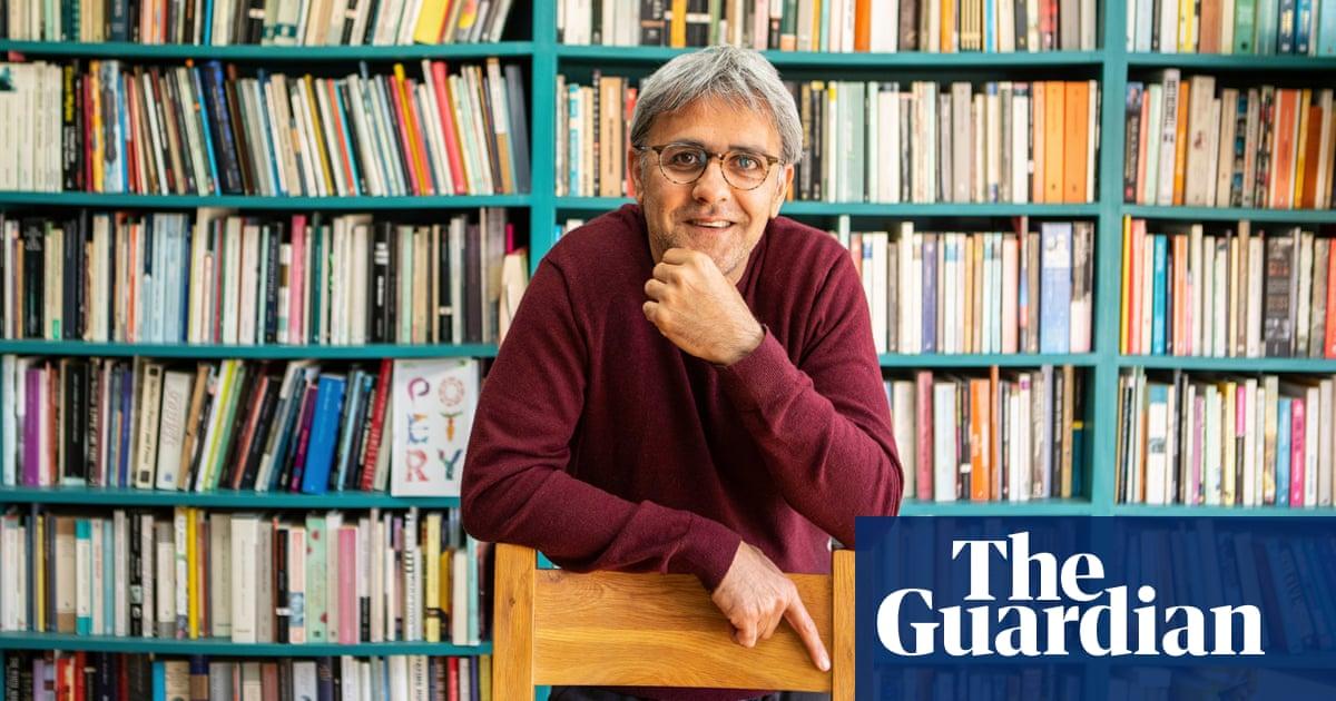 Daljit Nagra: 'Shuggie Bain had me in bits'