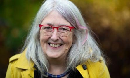 Prof Dame Mary Beard.