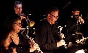 The London Sinfonietta performing live in 2012