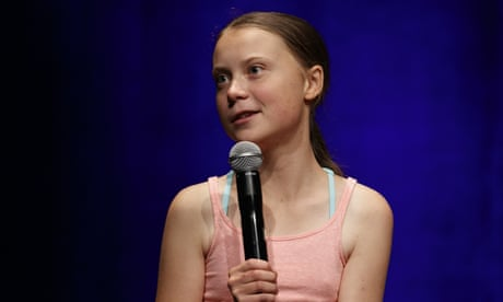 'See you on the street!' Greta Thunberg urges all to join Friday's climate strike – video
