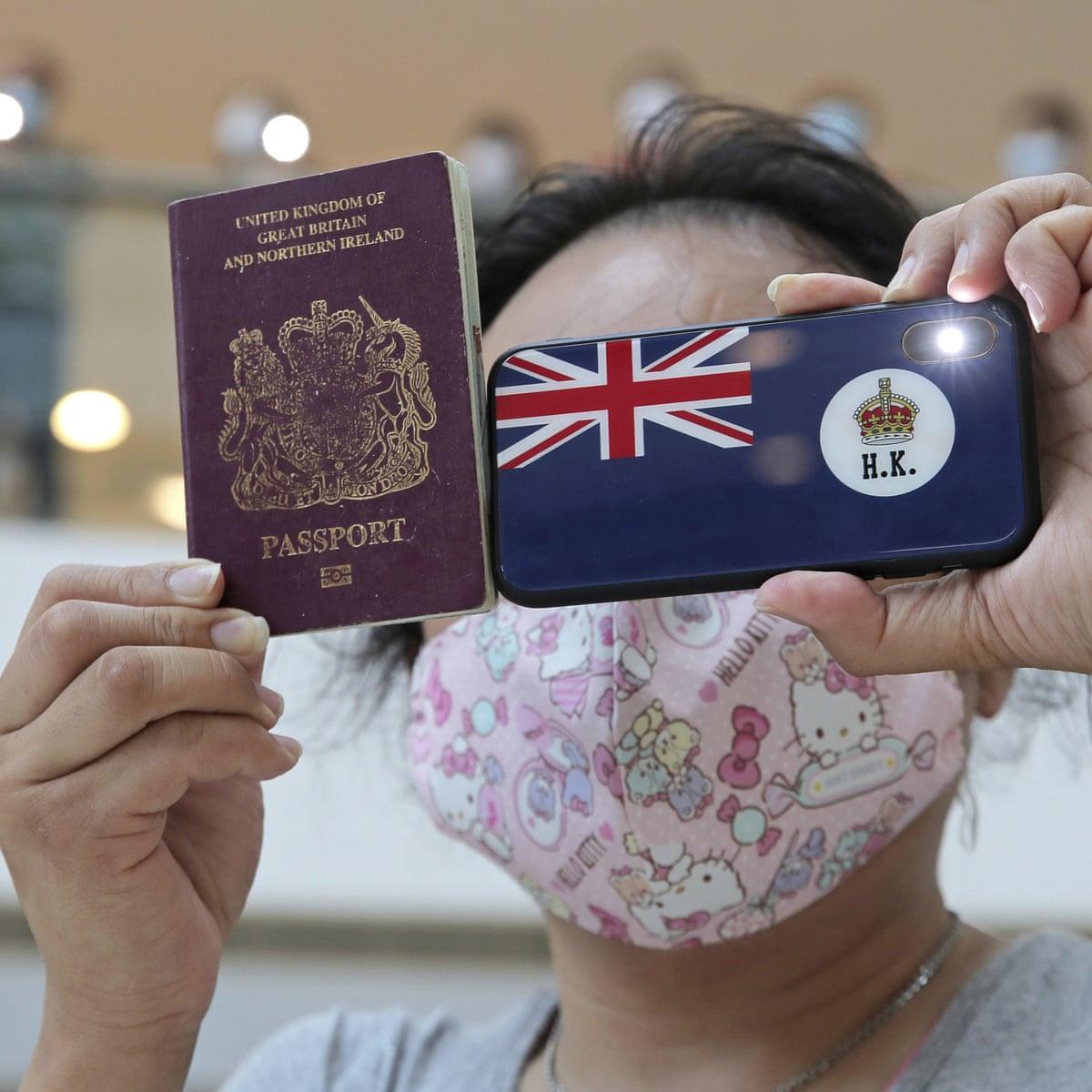 Britain launches new visa for millions of Hongkongers fleeing China's crackdown | Hong Kong | The Guardian