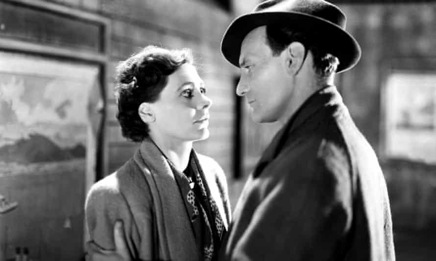 Celia Johnson and Trevor Howard in Brief Encounter