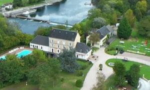 Le Moulin Fort, France.