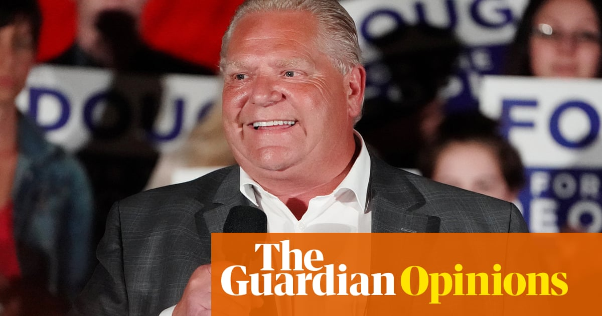 Ontario Is Under One Man Rule Who Will Stop Doug Ford