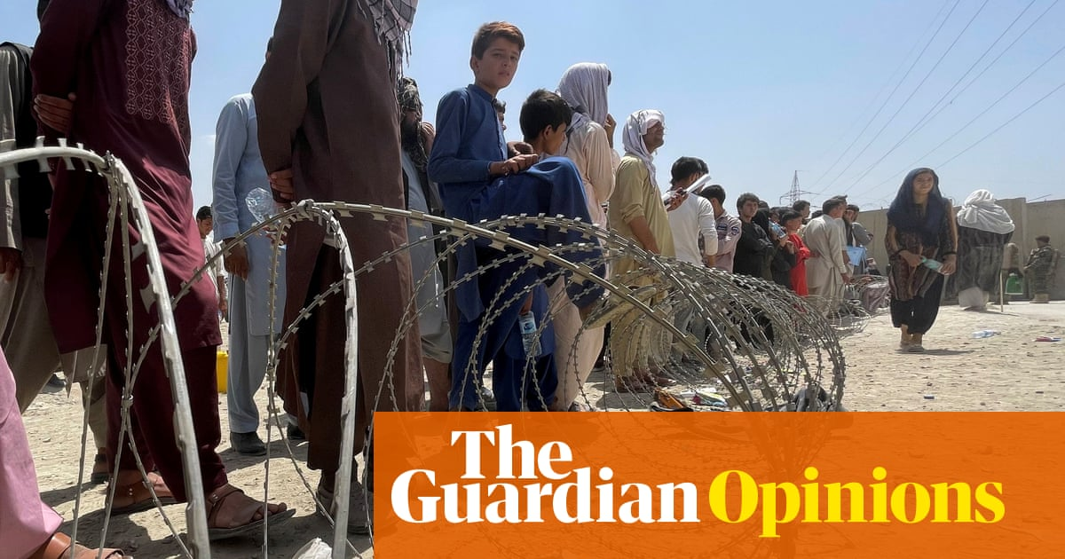 Fear of refugees must not shape the response to Afghanistan's crisis