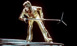 Rod Stewart … Tonight's the Knight