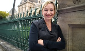 Returning Australian Greens senator Larissa Waters in Brisbane on Thursday