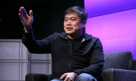 Joi Ito in San Francisco last year.
