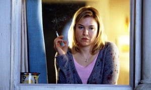 Bridget Jones: the patron saint of bad habits.