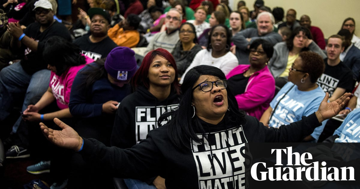 Flint water crisis hearings at Congress reveal failure of US government