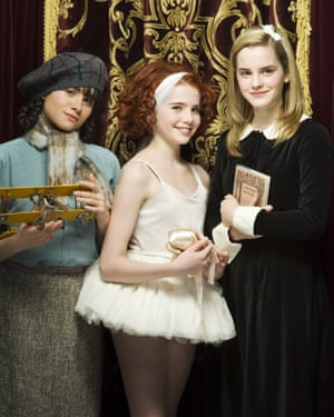 the 2007 TV adaptation of Ballet Shoes.