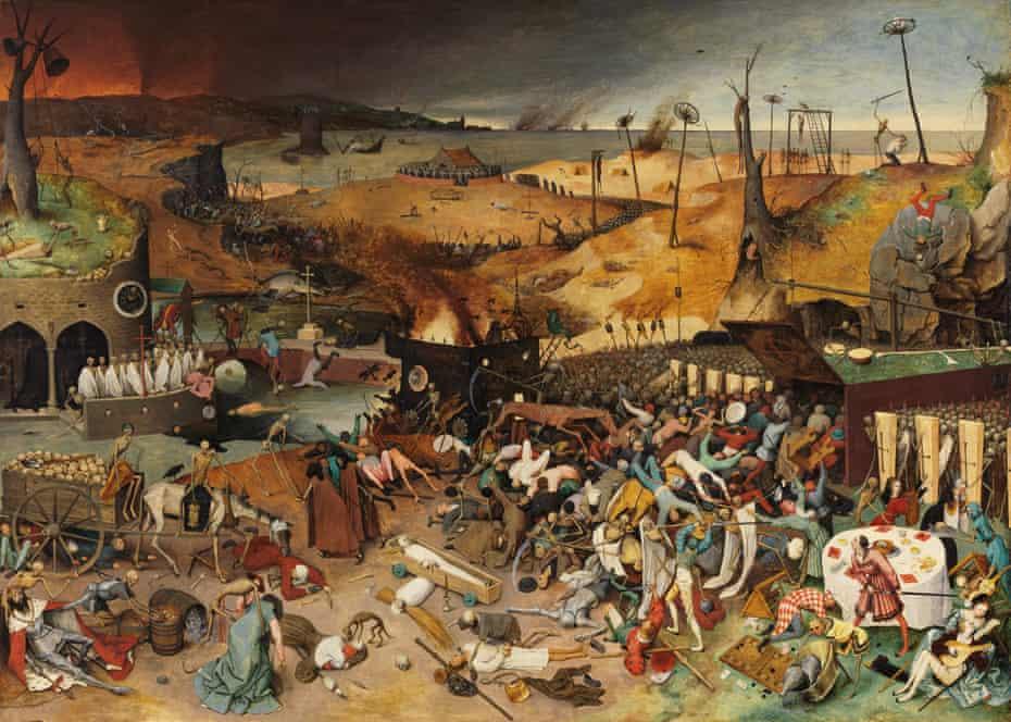 Pieter Bruegel the Elder, The Triumph of Death Probably after 1562, Madrid, Museo Nacional del Prado