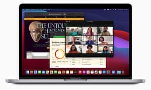The new Apple MacBook Pro