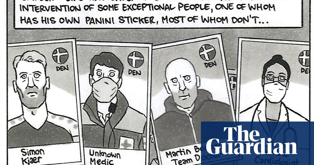 David Squires on … real heroes and Euro 2020's big kick-off
