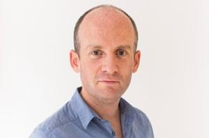 Guardian columnist Oliver Burkeman.