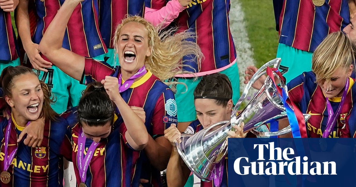 Women's Champions League: Arsenal in Barcelona's group, Chelsea with Wolfsburg