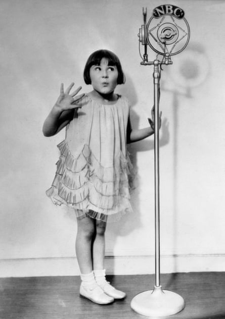 Rose Marie in 1928. She began her career at the age of three.