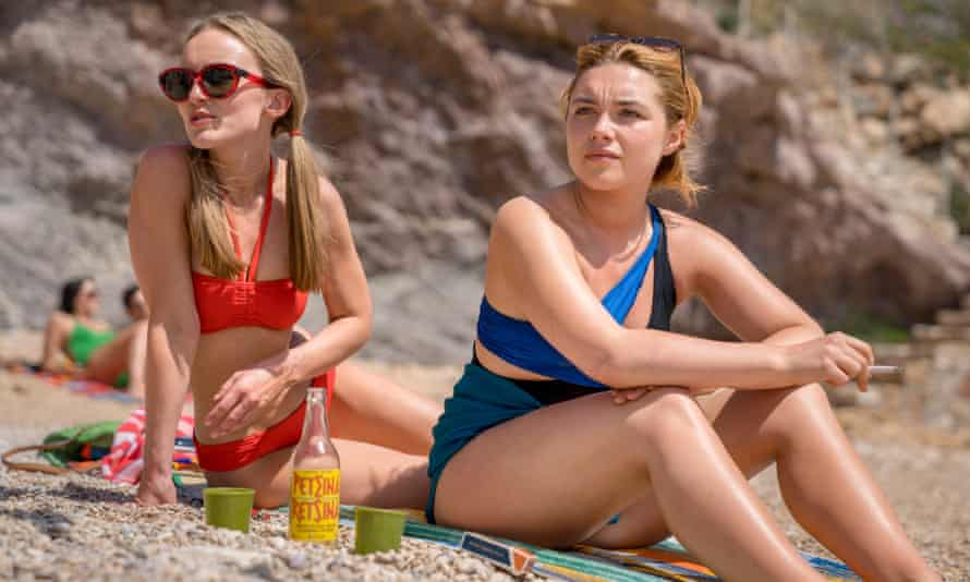 Bethany Muir as Sophie and Florence Pugh as Charlie