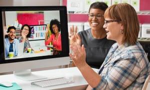 video conferencing