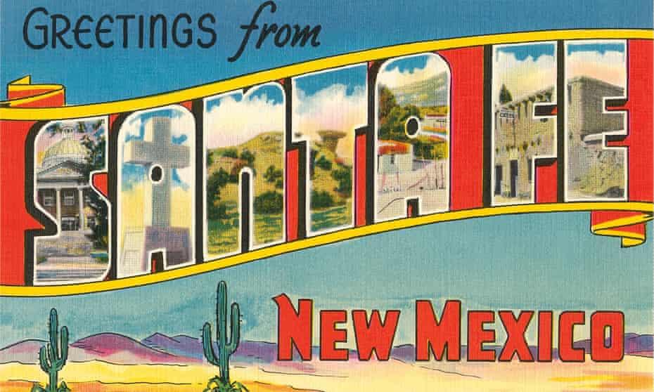 The pandemic has ravaged Santa Fe's tourism-based economy.