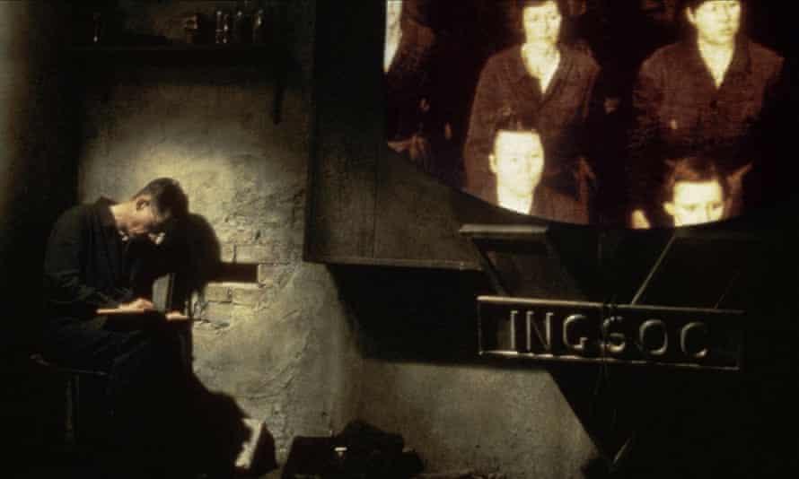 John Hurt Nineteen Eighty-Four