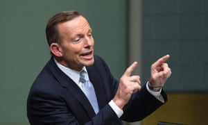 'Abbott's response to rumblings about his own leadership was to tuck into a few bulbs; the question of his looseness is well and truly open for discussion.'