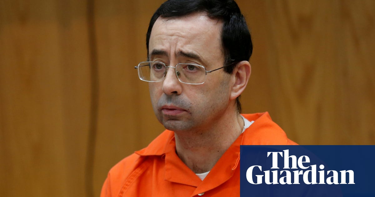 Michigan State University fined $4.5m in Larry Nassar case