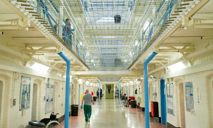 Wandsworth Prison ward