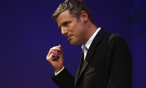 Conservative MP Zac Goldsmith