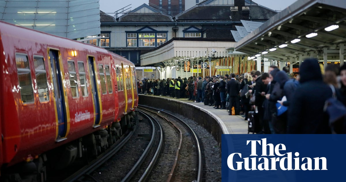 UK railways brace for shake-up and cuts as long-overdue review arrives