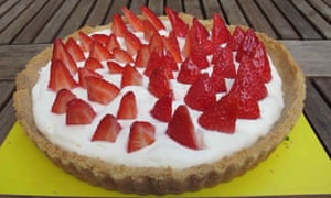 How To Bake The Perfect Strawberry Tart Food The Guardian