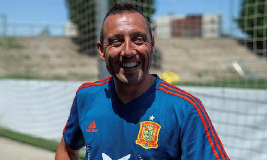 Santi Cazorla is in the Spain squad for the Euro 2020 qualifiers against the Faroe Islands on Friday and Sweden on Monday.