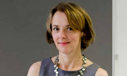 Lucy Kellaway: 'a unique voice for the business community'.