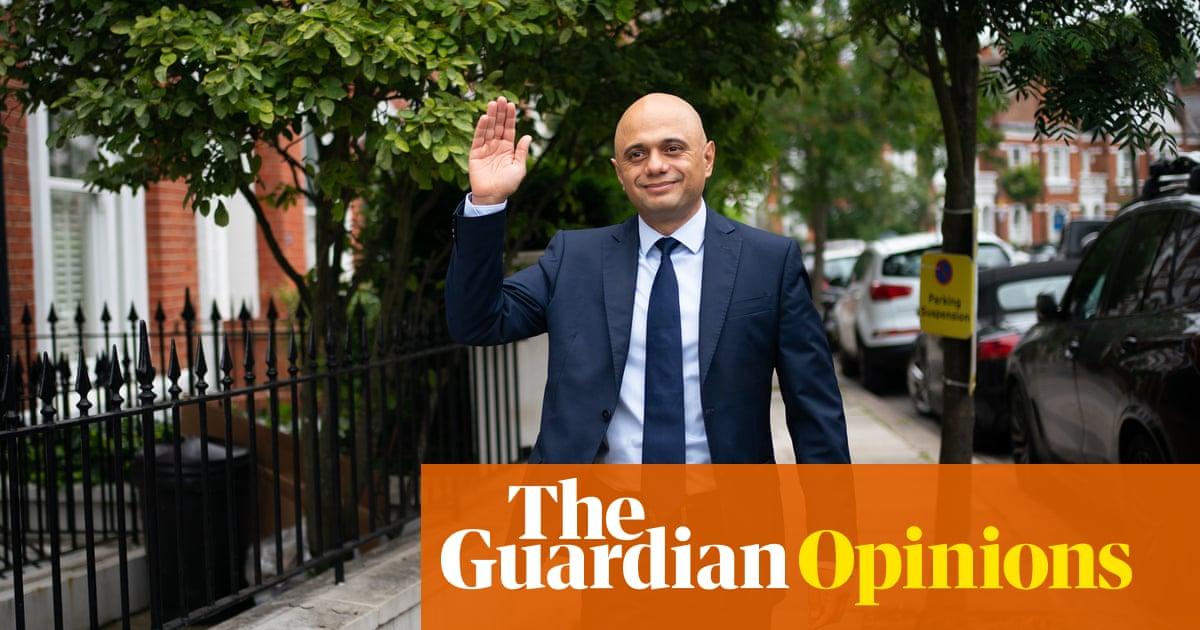 Hancock's fall catapults Sajid Javid back into the heart of Conservative politics