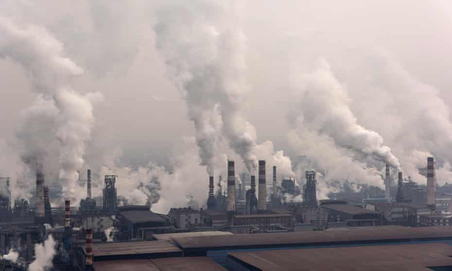 According to scientists, conditions caused by air pollution killed 1.6 million people in China and 1.4 million people in India in 2013.