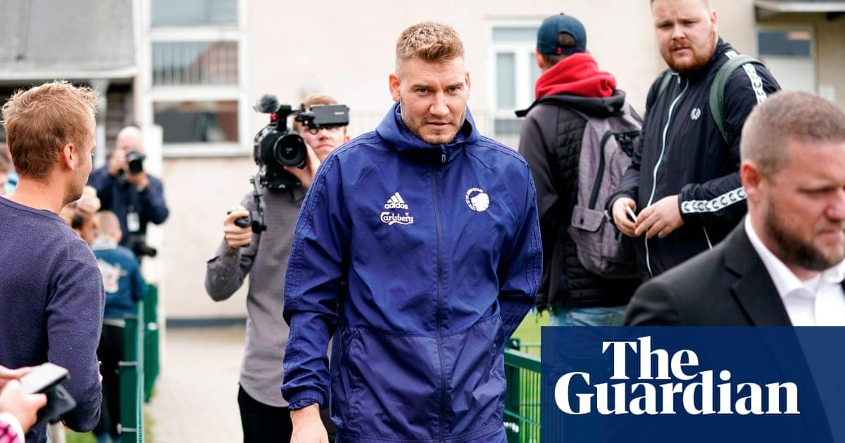 Nicklas Bendtner to make debut behind closed doors for fear of overcrowding