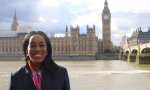 Kate Osamor ... one of the female Labour MPs facing deselection. Photograph: Labour party