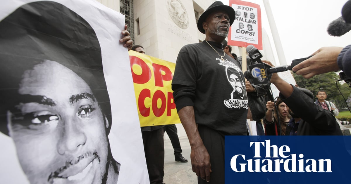 Oscar Grant's family on the Chauvin conviction: 'This is huge. We've been let down so many times'