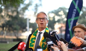 FFA CEO David Gallop
