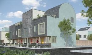 'littleBIG house' in cornwall