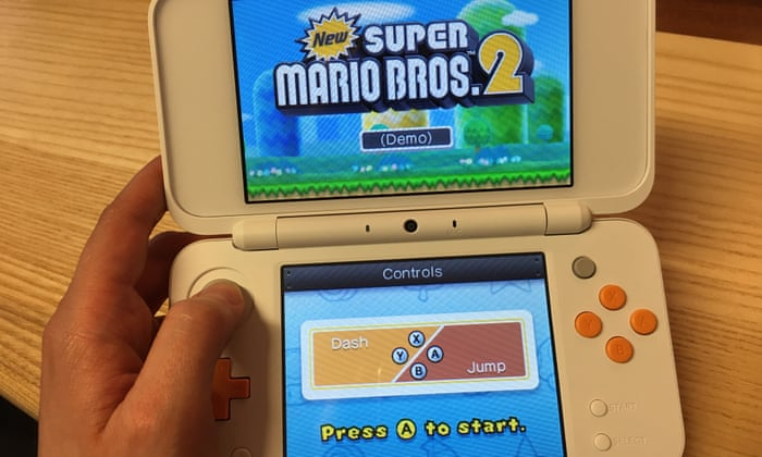 Hands-on with the Nintendo 2DS XL – perfect for kids? | Games | The