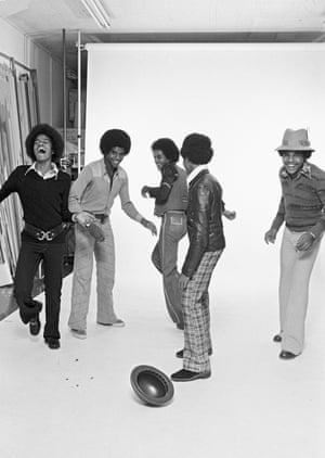 The Jacksons, 1976