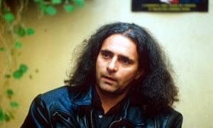 Hanif Kureishi, 1989.